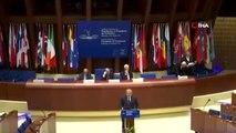 - Meclis Başkanı Şentop, Avrupa Parlamento Başkanları toplantısında konuştu- TBMM Başkanı Mustafa...