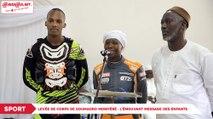 Levée de corps de Soumaoro Moriféré - L'émouvant message des enfants