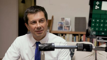 Advocate Ady Barkan and Pete Buttigieg Discuss The Fight for Health Care Justice