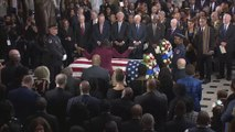 U.S. lawmakers remember Elijah Cummings