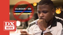 """Casanova Is Salty About """"Behind These Scars"""" Failing To Chart On The Billboard 200"""
