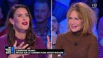 """Sophie Coste à Clémentine Célarié : """"Vous faites partie des meilleures comédiennes sur scène"""""""