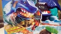 Hot Wheels City Shark Beach Battle    Keith's Toy Box