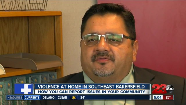 Issue of violence at vacant home in Southeast Bakersfield