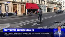 25 km/h maximum, circulation interdite sur les trottoirs... Les trottinettes électriques font leur entrée dans le Code la route