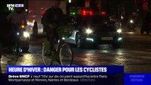 Passage à l'heure d'hiver: piétons et cyclistes, gare aux véhicules, car la nuit tombera désormais plus tôt