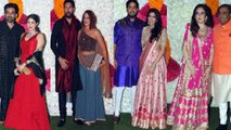 Ambani's Diwali Party: Akash-Shloka, Yuvraj, Hazel & others attend; Watch video | FilmiBeat