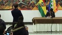 Video Morales gana elecciones en Bolivia, opositor Mesa denuncia