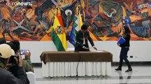Présidentielle en Bolivie : de nombreux pays veulent un second tour après la victoire de Morales