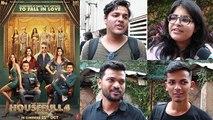 Housefull 4 Public Review |Akshay Kumar , Kriti Sanon, Kriti Kharbanda, Riteish Deshmukh |FilmiBeat