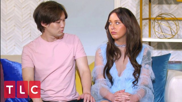Deavan and Jihoon's Trust Issues | 90 Day Fiancé: The Other Way