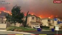 Des incendies ravagent la Californie