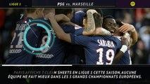 La belle affiche - Le choc PSG/OM au Parc des Princes
