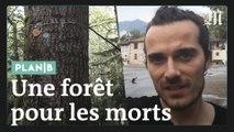 « Plan B » : Une forêt pour enterrer ses morts de façon plus écologique