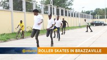 Congo : à vos patins à roulettes ! [Grand Angle]