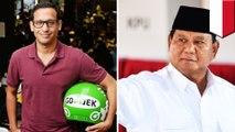 Nadiem dan Prabowo jadi menteri di kabinet baru Jokowi - TomoNews
