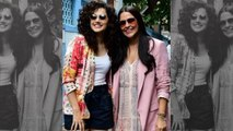 Taapsee Pannu records for Neha Dhupia show No Filter Neha