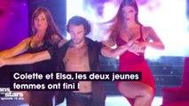 Iris Mittenaere se confie sur le baiser qu'elle a échangé avec Elsa Esnoult dans Danse avec les stars