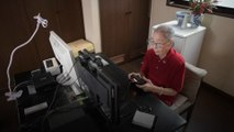 Gamer Grandma keeps fit with GTA and Skyrim