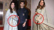 Bipasha Basu is PREGNANT  ! spotted with husband Karan Singh Grover; Watch video | FilmiBeat