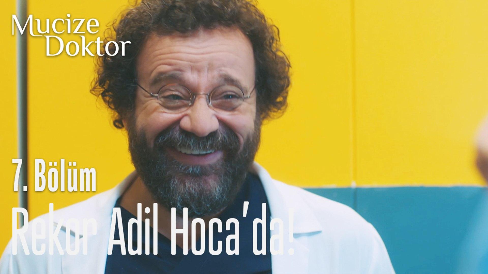 Rekor Adil hocada - Mucize Doktor 7. Bölüm