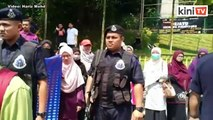 Police disperse rally in support of UM VC