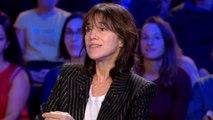 """Charlotte Gainsbourg  et Yvan Attal, invités d'""""On n'est pas couché"""""""