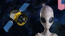 NASA's TESS space probe to search for alien life on exoplanets