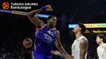 Anadolu Efes Istanbul defensive highlights vs. Real Madrid