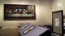 Leonard de Vinci, L'exposition au Louvre