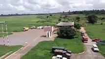 Sécurité - Exercices militaires des Forces Speciales Ivoiriennes à l'aeroport de Yamoussoukro