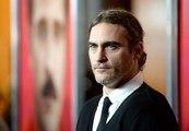 """Portrait of Joaquin Phoenix, the new """"Joker"""" 2019"""