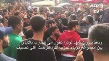 توتر في وسط بيروت بين مؤيدين لحزب الله ومحتجين على الطبقة السياسية
