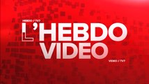 Hebdo video - vendredi 25 octobre