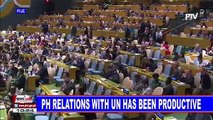 PH reaffirms commitment to United Nations