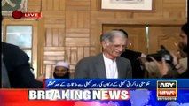 Opposition, Government joint media talk after meeting