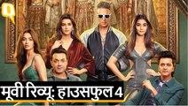 Housefull 4 Review: Akshay Kumar, Riteish Deshmukh, Kriti Sanon, Kriti Kharbanda | Quint Hindi