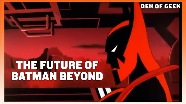 Batman Beyond: The Creators and Cast Reflect On The Show's Legacy