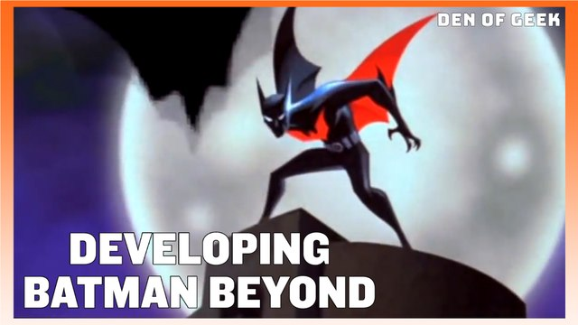Batman Beyond: Creative Team Discussed The Show's Development