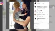 Laura Prepon, star de Orange Is The New Black, attend son deuxième enfant!