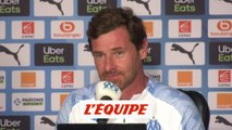 Villas-Boas «Mbappé, successeur naturel de Cristiano ou Messi au Ballon d'Or» - Foot - L1 - PSG-OM