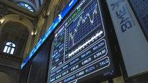 El Ibex 35 marca máximos de abril y en la semana avanza un 1,08 %