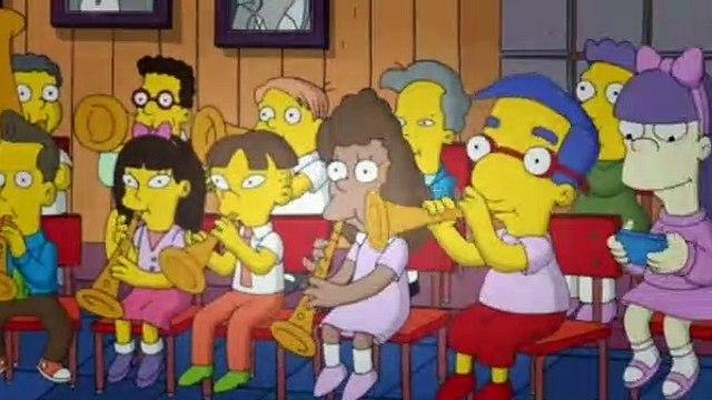 The Simpsons Season 29 Episode 17 Lisa Gets the Blues