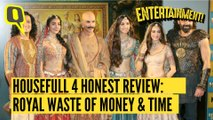 Honest review: 'Housefull 4' is Skip Worthy