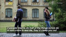 Grand Gestures in Rom-Coms That Would Probably Creep You Out IRL