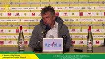LIVE I Conférence de Presse d'après match : FCN-ASM (140)