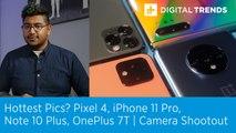 Pixel 4, iPhone 11 Pro, Note 10 Plus, OnePlus 7T | Camera Shootout