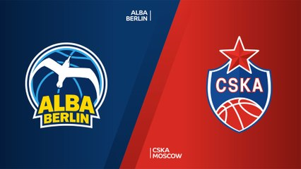 EuroLeague 2019-20 Highlights Regular Season Round 4 video: ALBA 66-82 CSKA