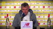 FC Nantes - AS Monaco : la réaction des coachs