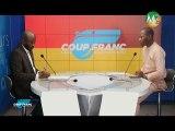 COUP FRANC AVEC MAHAMADOU CISSE PRÉSIDENT DU CNJ/FRANCE.
